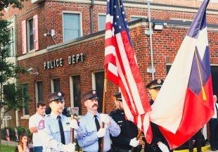 9/11 Memorial First Responders Tribute
