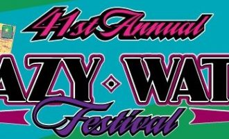 41st Crazy Water Festival Events Start Today; Hotel & Plaza Shops Open